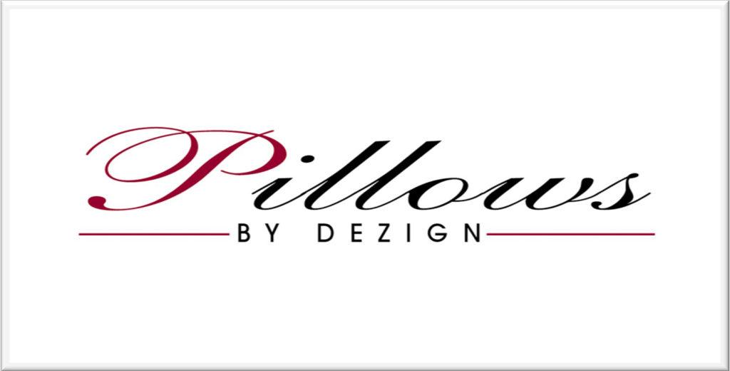 Pillows by Dezign logo